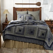 VHC Brands Columbus Quilt; King