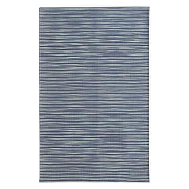 Noble House Marval Blue Area Rug; 7'9'' x 10'6''