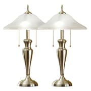 Artiva USA 24'' Table Lamp Set (Set of 2)