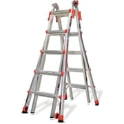 Little Giant Ladder 19 ft Aluminum Velocity Multi Position Ladder by