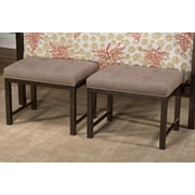 Hillsdale King's Way Upholstered Bedroom Bench