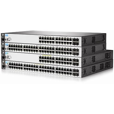 HP® 2530 Fixed Port L2 Managed Gigabit Ethernet Switch, 8-Ports (J9774A#ABA)