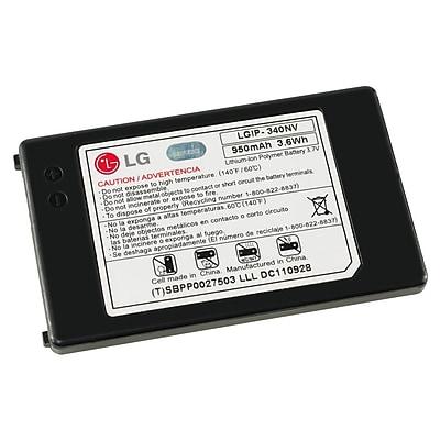 LG Refurbished OEM Original Lithium Battery LGIP-340NV for LG VN250 and Cosmos (1398641)