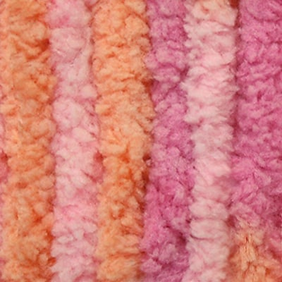 Baby Blanket Big Ball Yarn, Peachy