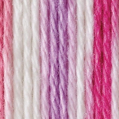 Handicrafter Cotton Yarn Ombres & Prints 340 Grams, Patio Pinks