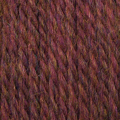 Classic Wool Yarn, Cognac Heather