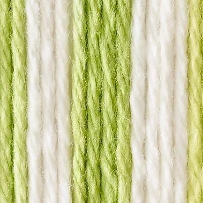 Sugar'n Cream Yarn Cones, Key Lime Pie