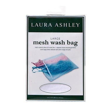 Laura Ashley Mesh Wash Bag 15