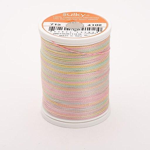 Sulky Blendables Thread 12 Weight, Spring Garden, 330 Yards (713-4102)