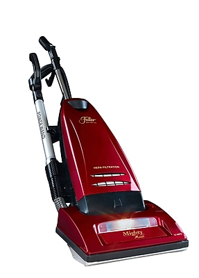 Fuller Brush Heavy Duty Upright Vacuum w/ Power Wand & Carpet/Floor Selector
