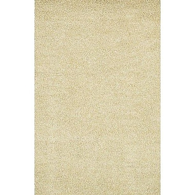 Chandra Strata Natural Area Rug; 2' x 3'