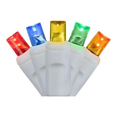 Wintergreen Lighting 70 Light Christmas LED Light; Multicolor