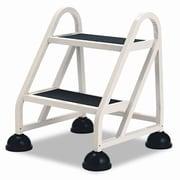 Cramer Industries Inc. 2-Step Aluminum Step Stool w/ 300 lb. Load Capacity
