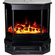 Warm House Cleveland Free Standing Electric Fireplace