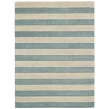 Barclay Butera Ripple Seascape Area Rug; 5'6'' x 7'5''