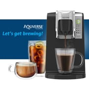 Aquverse Single Serve Coffee Maker by