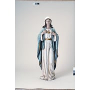 Roman, Inc. Renaissance Immaculate Heart Figurine