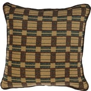Wooded River Lake Shore Euro Sham