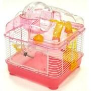 YML Small Animal Modular Habitat; Pink