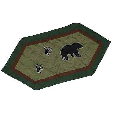 Patch Magic Bear Trail Table Runner