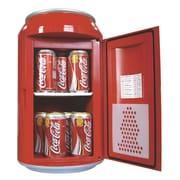 Koolatron Coca Cola 0.14 cu. ft. Compact Refrigerator