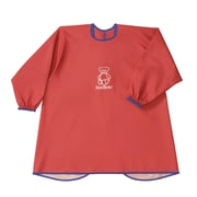 BabyBjorn Eat and Play Smock; Red