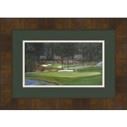 HadleyHouseCo Augusta at The 11th Hole Framed Photographic Print