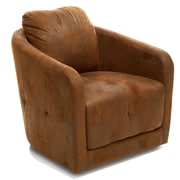 Home Loft Concepts Concordia Swivel Barrel Chair