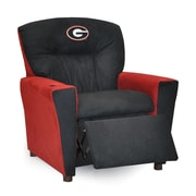 KidzWorld ''All American'' Collegiate Kids Recliner w/ Cup Holder