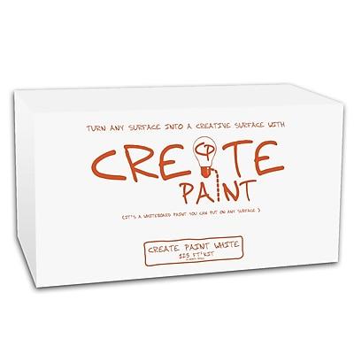 Create Paint 2qt White Dry Erase Paint (CPW-2Q)