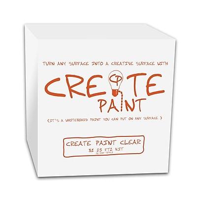Create Paint 1pt Clear Dry Erase Paint (CPC-1P)
