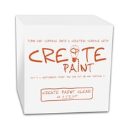 Create Paint 1qt Clear Dry Erase Paint (CPC-1Q)