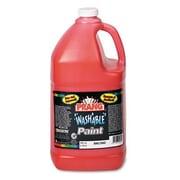 PRANG Crayola Washable Paint, 1 Gallon; Orange