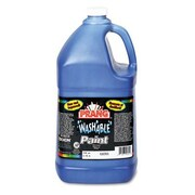 PRANG Crayola Washable Paint, 1 Gallon; Blue