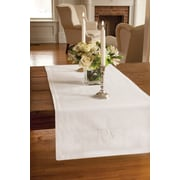 Heritage Lace Downton Abbey Table Runner; 78'' W x 18'' L