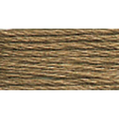 DMC Six Strand Embroidery Cotton, Medium Beige Brown