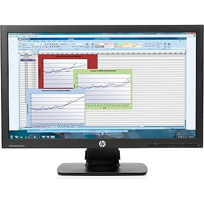 HP ProDisplay P222va 21.5-inch Monitor, Black