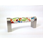Vetrazzo Vetrazzo Contemporary 5'' Bar Pull