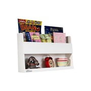 Tidy Books Bunk Bed Bedside Shelf; White