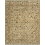 AMER Rugs Cillan Design Gold, Hand-Knotted Rug; 2' x 3'