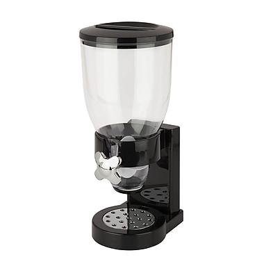 Zevro The Original Indispensable® Single Dispenser, Black