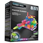 Laser Pegs – Photon Runner 8 en 1