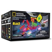 Laser Pegs – Minirobot interstellaire, National Geographic, 8 en 1