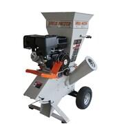 Brush Master 15 HP Heavy-Duty Chipper Shredder with 120V Electric Start