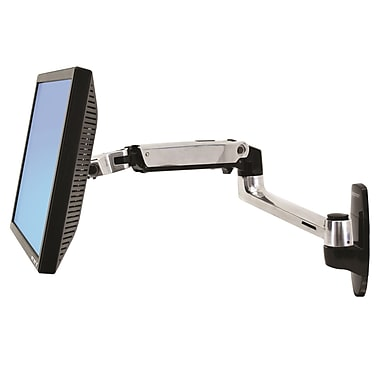 Ergotron® 45-243-026 LX Wall Mount LCD Arm