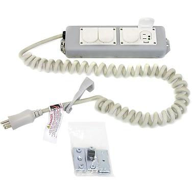 Ergotron® 97-466-214 Medical-Grade Power Strip