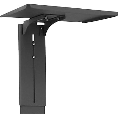 Ergotron® 97-491-085 MMC Camera Shelf Kit, Ergotron Black