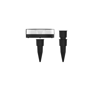PlayBulb Garden LED, Black/Clear, 3/Pack