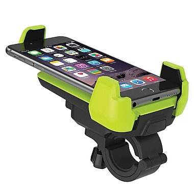 Active Edge Universal Bike & Bar Mount, Lime Green