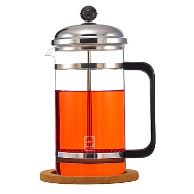 Grosche Denver French Press Coffee Maker, 1 Litre